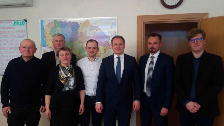 Bitininkai susitiko su žemės ūkio ministru