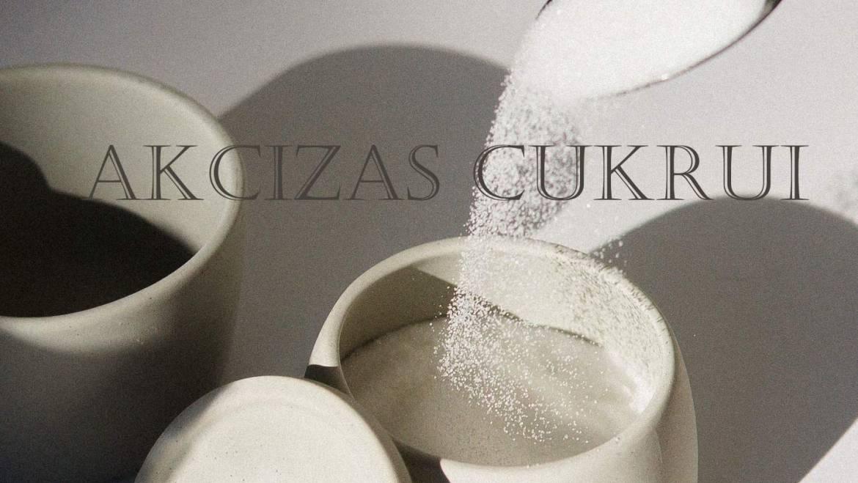 Akcizas cukrui